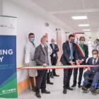 Inaugurato il nuovo centro clinico NeMO