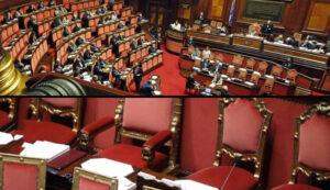 La politica italiana è molto complicata