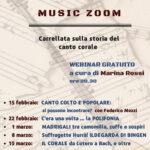 Music Zoom, Federazione cori del Trentino