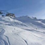 Neve in montagna impianti chiusi