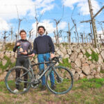 Tommasi in valpolicella con Damiano Cunego
