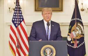 Il Senato ha assolto Donald Trump