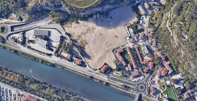 Riqualificazione area destra Adige