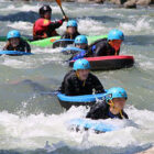 Rafting canyoning kneipp