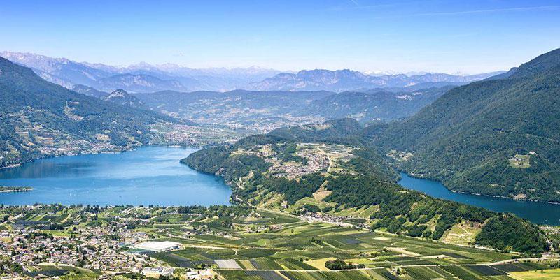 Trentino stimolo politico territorio
