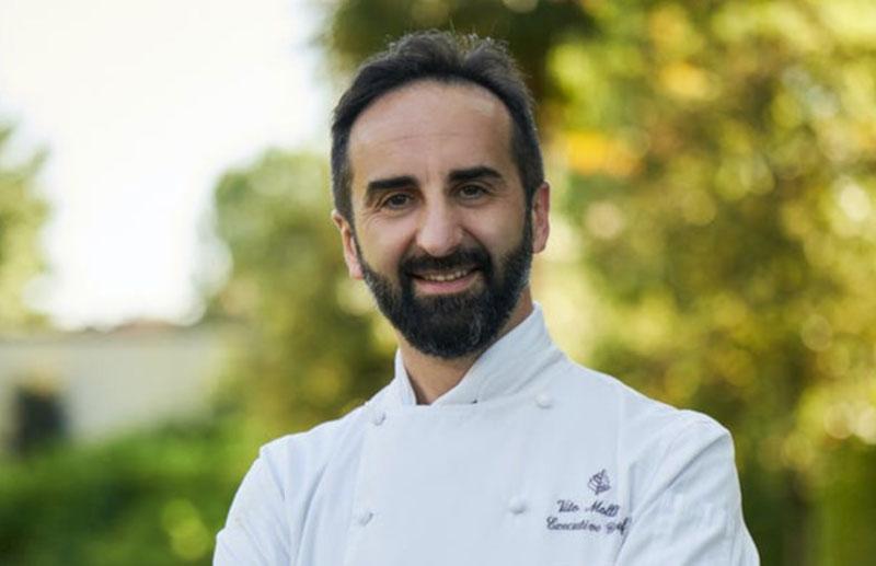 Vito Mollica director of culinary di Mine & Yours Group