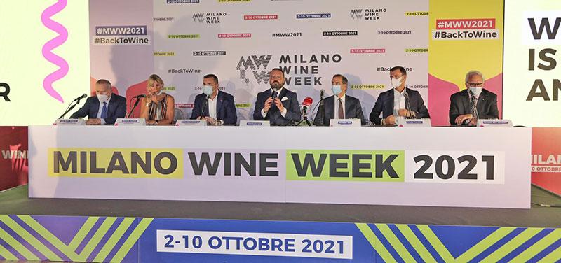Gordini, Milano Wine Week l innovazione