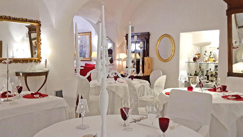 Ristorante Al Volt, romanticismo e piacere gourmet