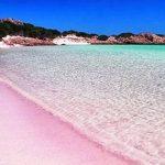 Telecamere per la spiaggia rosa di Budelli