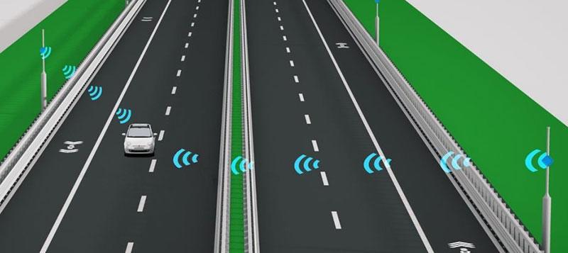 Autostrada del Brennero comunica con i veicoli